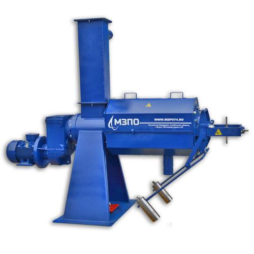 Шнековый сепаратор от ООО «МЗПО» EcoPulse