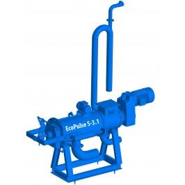 Шнековый сепаратор от ООО «МЗПО» EcoPulse S-3.1