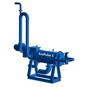 ШНЕКОВЫЙ СЕПАРАТОР EcoPulse S