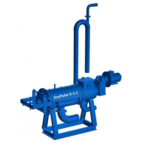 Шнековый сепаратор от ООО «МЗПО» EcoPulse S-1.1