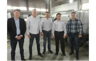 Миасский завод промышленного оборудования посетили представители ГК Кудесник